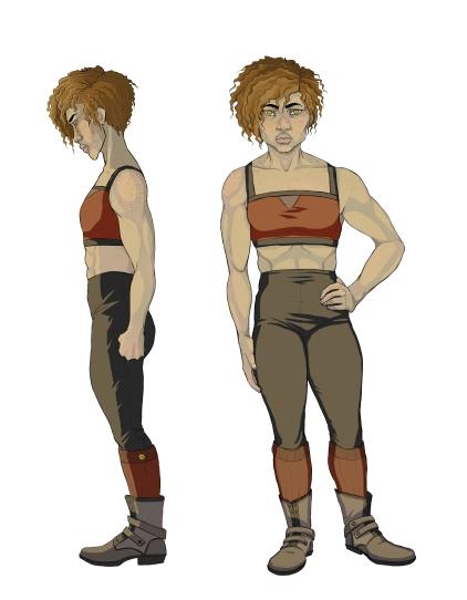 ashanti character